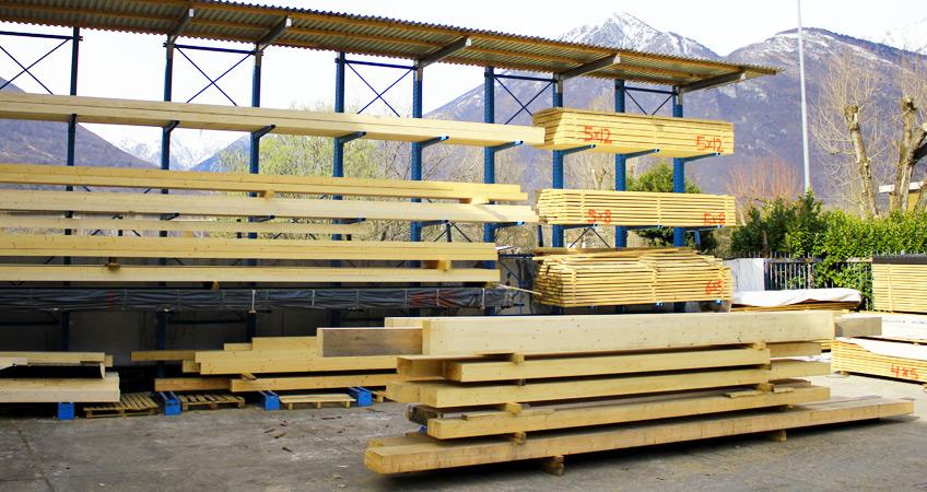 carpenteria in legno, Domus legnami, Domodossa e Verbania