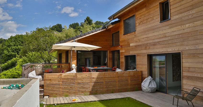 Progettazione case in legno a Domodossola