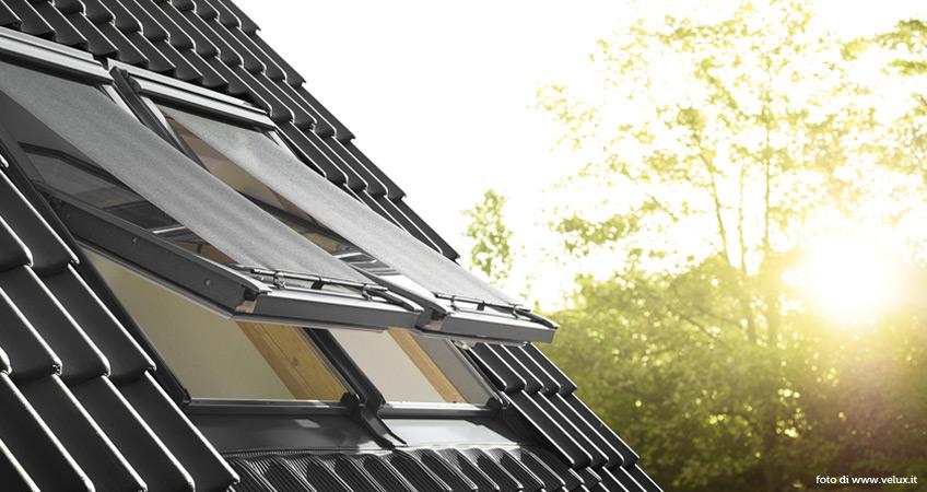 Materiale per edilizia, vendita velux per il tetto a Domodossola | Domus Legnami