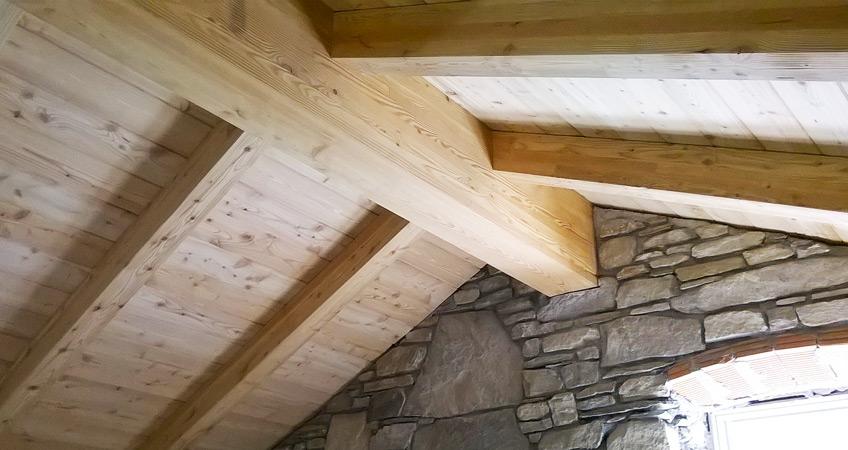 Domus Legnami | Progettazione e produzione tetti in legno